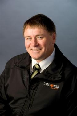 Landsar CEO Hyden SMITH