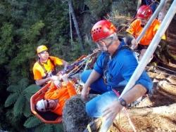 Specialist Cliff Rescue Team