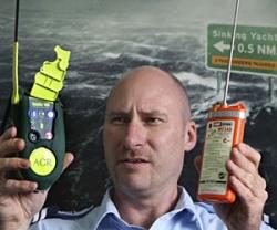 406MHz distress beacons