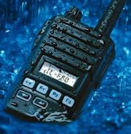 Icom F50v VHF Portable Radio